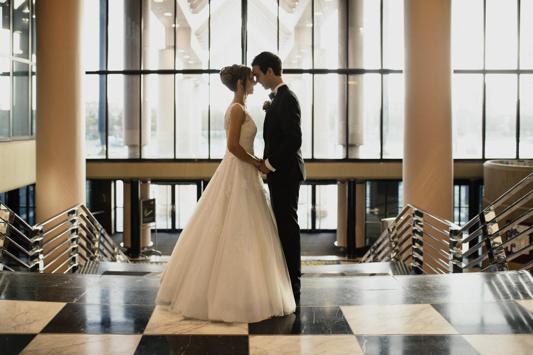 Carolin Adrian Hochzeit Im Maritim Hotel Bremen Ann Kathrin